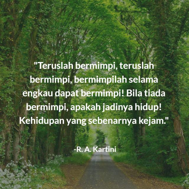 R.A. Kartini Quote 2